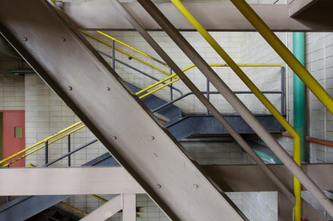 stairs - bethlehem, pennsylvania