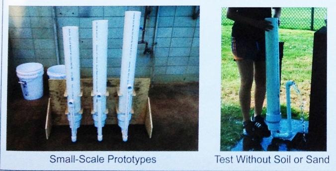 soil prototype